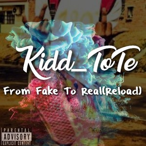 Cover Art for song From Fake To Real(Reload)