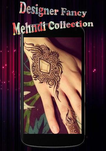 Fancy Mehndi Design 2017 1.9 screenshots 1
