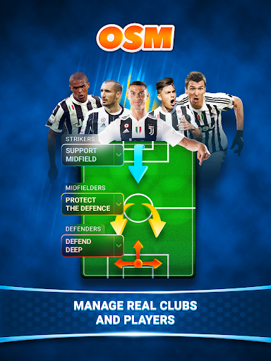 Online Soccer Manager (OSM) 3.4.16.3 Cheat screenshots 7