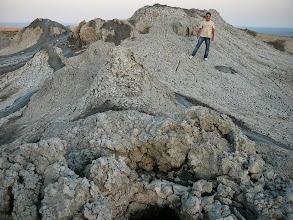 Photo: Gobusztán iszapvulkánjai, UNESCO védett iszapvulkánok, Iszapvulkánok földje, Gobusztán