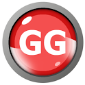 The GG Button icon