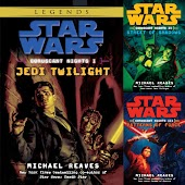 Star Wars: Coruscant Nights - Legends