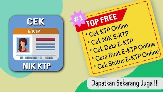 Cara Cek NIK KTP Online 7.1 (MOD + APK) Download 2