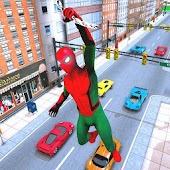 Tải Spider Flying City Survival Rescue Mission Games APK