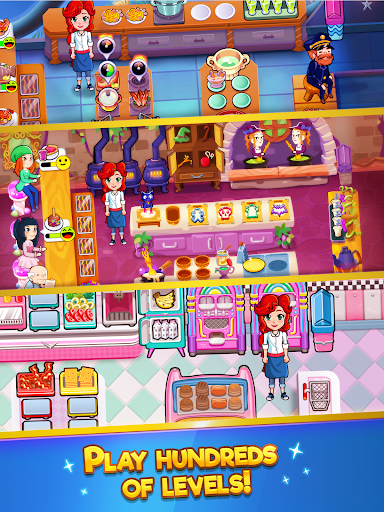 Chef Rescue - Cooking & Restaurant Management Game 2.12.2 Screenshots 13