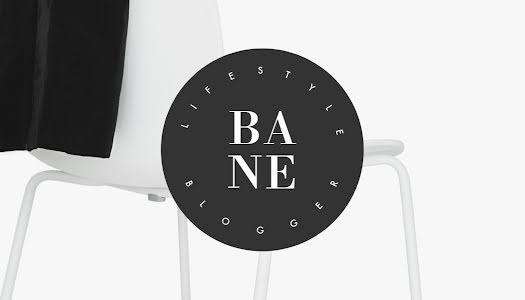 Bane Lifestyle Card Front - Business Card Template