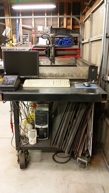 Torchmate 2 X4 Cnc Plasma Table