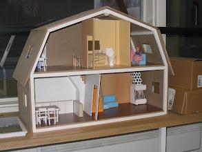 Photo: 10 a Roosan&Venlan talo valmistumassa