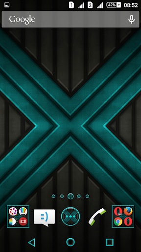 X Teal Reloaded XZ Theme