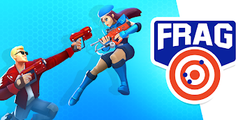 Play FRAG Pro Shooter on PC, for free!