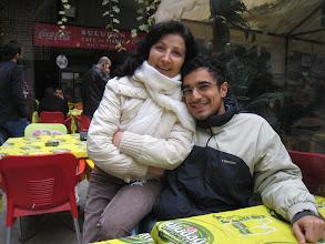 Photo: 19 Kasım 2012 - Suluhan'da halamla