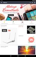 Screenshot of AliExpress Shopping App