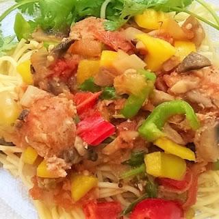Asian Pasta Sauce Recipes