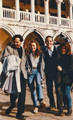 Quattro amici a Venezia di steconte