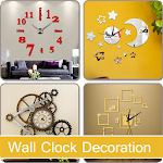 Wall Clock Decoration Icon