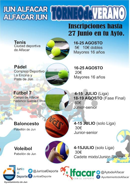 Torneo Verano Jun Alfacar