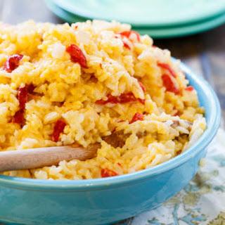 Pimento Cheese Rice