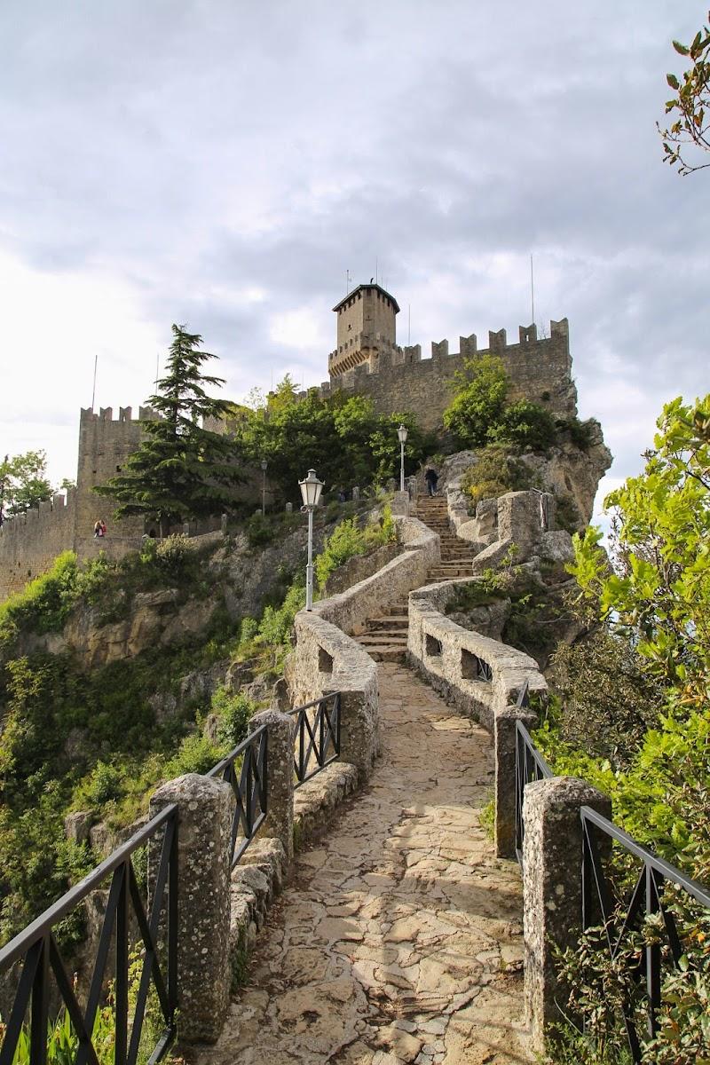 Il mio viaggio a San Marino di Andrefoto
