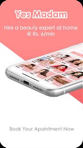Yes Madam – Smart Salon At Home & Wellness 3.5.5 APK + MOD Download 1