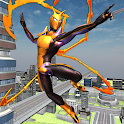 Flying Spider Hero Two -The Super Spider Hero 2020 icon