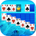 Solitaire: Ocean Blue Icon