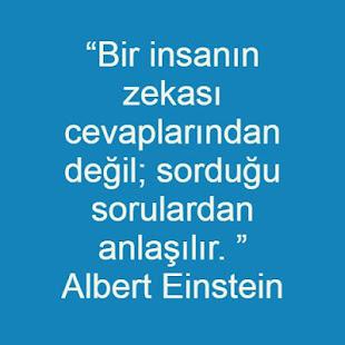 Albert Einstein Sözleri for PC-Windows 7,8,10 and Mac apk screenshot 2
