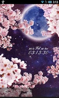月桜ライブ壁紙のおすすめ画像1