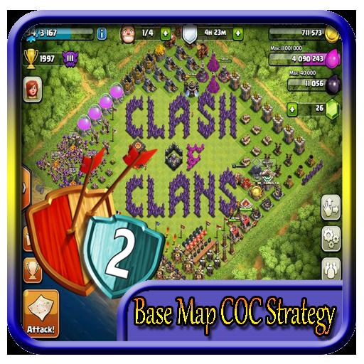 Base Map COC Strategy Layout