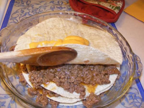 Soft Taco Bake