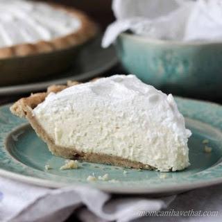 Low Carb Banana Cream Pie