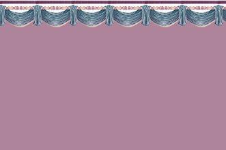Photo: E13-Papeles-cortina violeta