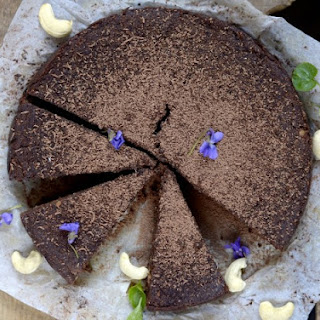 Chocolate Millet Cake