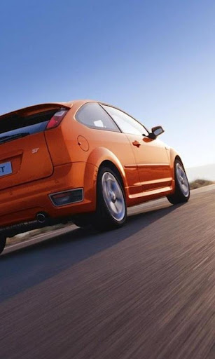Wallpapers Ford Focus ST