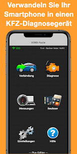EOBD Facile - ELM327 OBD2 Kfz -Diagnose Scanner Screenshot