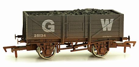 Photo: 4F-051-014  5 Plank Wagon