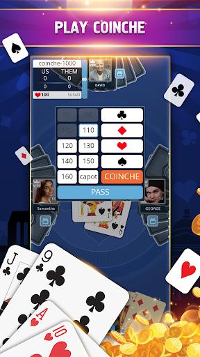 VIP Belote - French Belote Online Multiplayer 3.5.29 screenshots 2