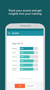 Lumosity - Brain Training v2.0.7491 Lifetime Subscription
