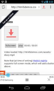 vGet (Stream, Download, DLNA) MOD APK 3