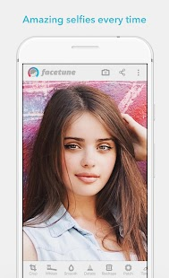 Facetune - Selfie Photo Editor for Perfect Selfies Screenshot
