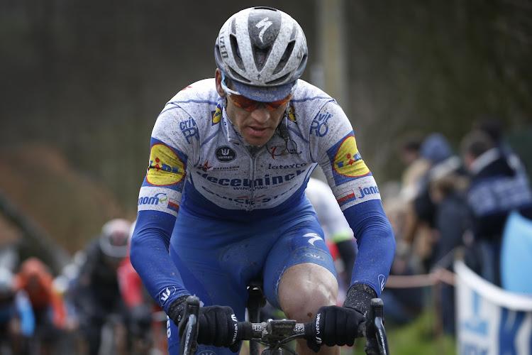 """Deceuninck-Quick.Step moet Stybar missen in de Tour: """"Zdenek heeft specifieke kwaliteiten, Rémi kan ook rit winnen"""""""