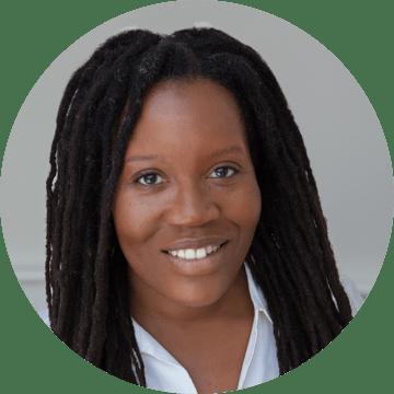 Dr. Myosha McAfee portrait