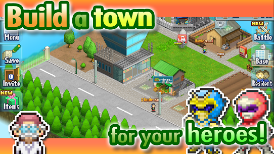 Legends of Heropolis Apk Download For Android and Iphone 6