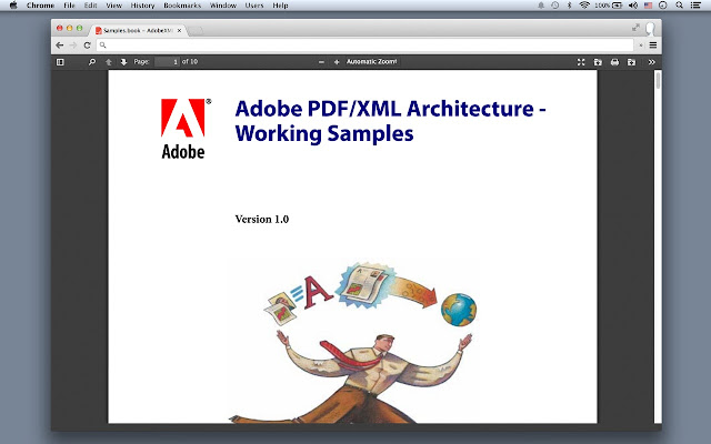 Awesome PDF Viewer, Reader