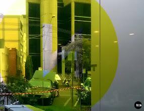 Photo: Nashi Sandwich and Food Bar, Dorcas Street. #windowgraphic #logo #cafe #printedgraphic #windowdecal