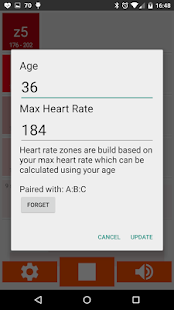 Heart Rate Monitor & Announcer- screenshot thumbnail