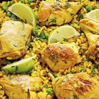 Turmeric Rice Chicken Recipes