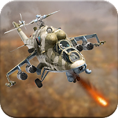 Helicopter Strike Gunner War - Modern Gunship 2018