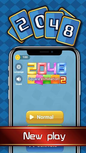 2048:card games  screenshots 1