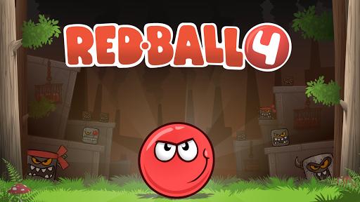 Red Ball 4  captures d'u00e9cran 1