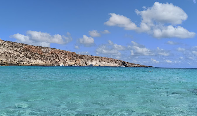 Paradiso beach di Luca Mandelli